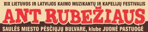 Ant rubeziaus