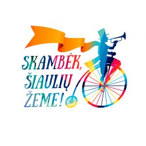 Skambėk_Šiaulių_žeme_ženklas